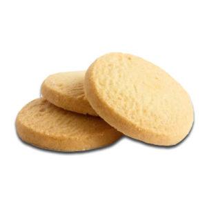 Biscotti di frolla mix (con o senza cioccolata)