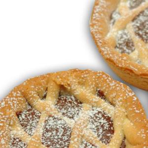 Crostata cioccolato senza glutine