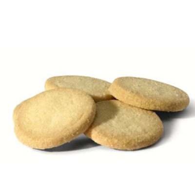 Biscotti frollini senza glutine