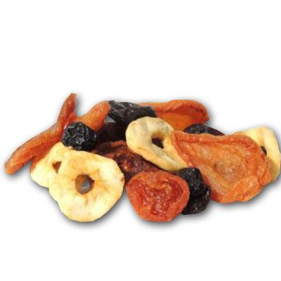 Mele, pere, prugne e cachi essiccati 100% BIO