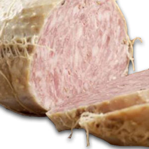 Salame d'oca cotto di Mortara IGP